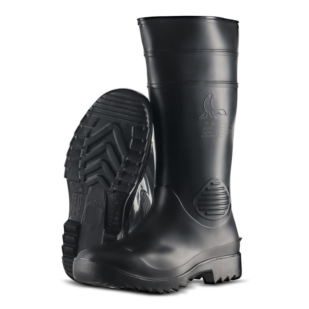 Segur Negra, calzado de seguridad