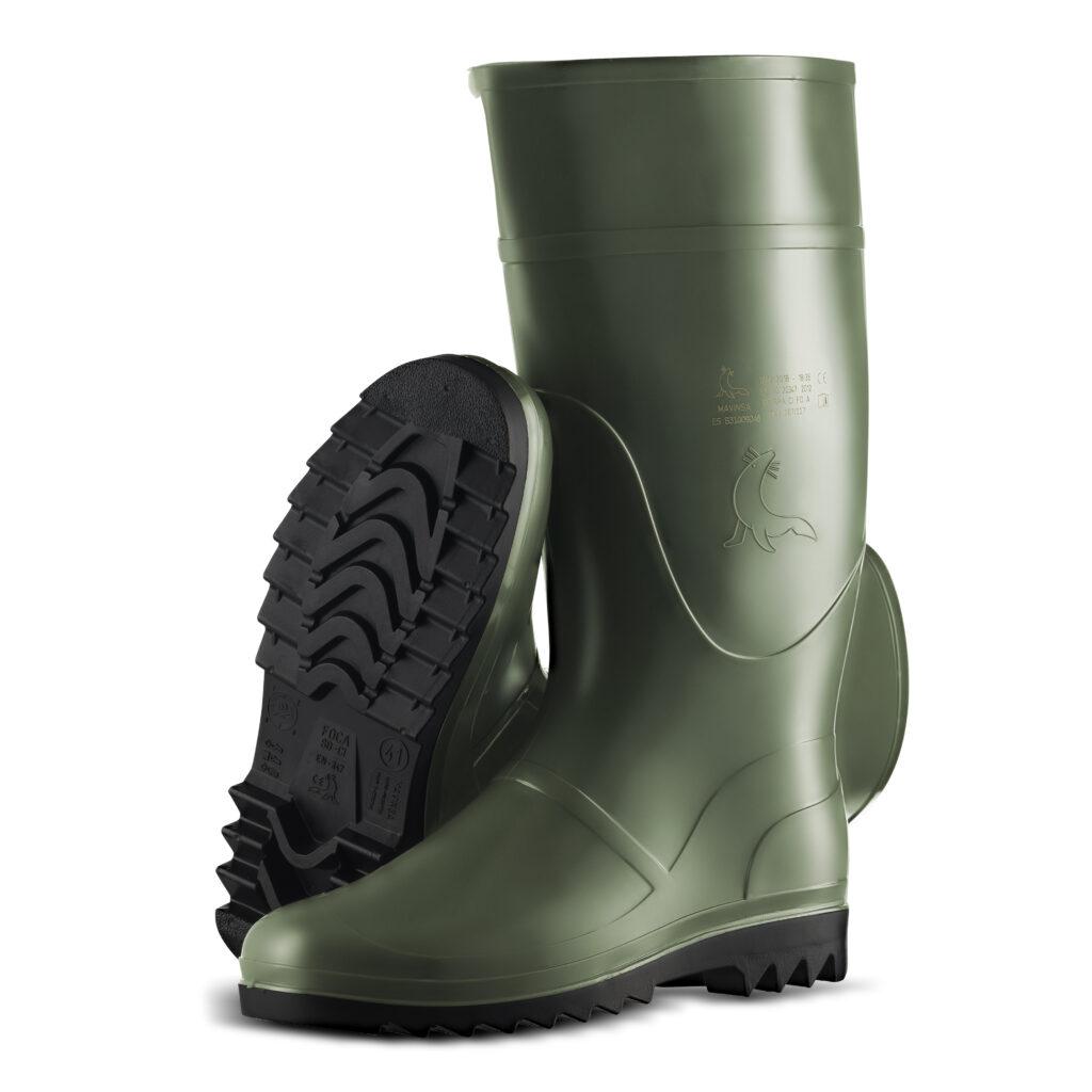 Oliva Alta, calzado de seguridad