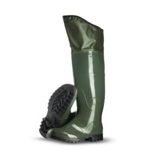 Tus botas foca riego oliva 147